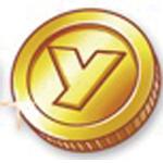 黄色コインイメージ