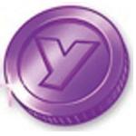 妖怪ウォッチ 紫コイン